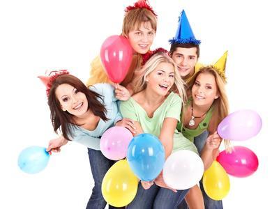 Ballons für alle